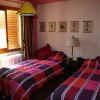 Дизайн спальной комнаты в гостинице