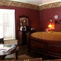 Классический дизайн спальной комнаты