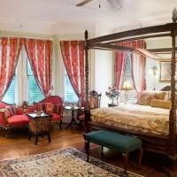 Роскошный дизайн интерьера спальни