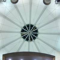 Стеклянная крыша — фото 27