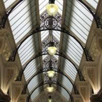 Стеклянная крыша — фото 33