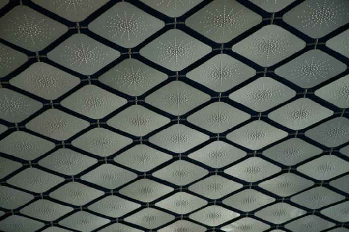 Креативный потолок — фото 73