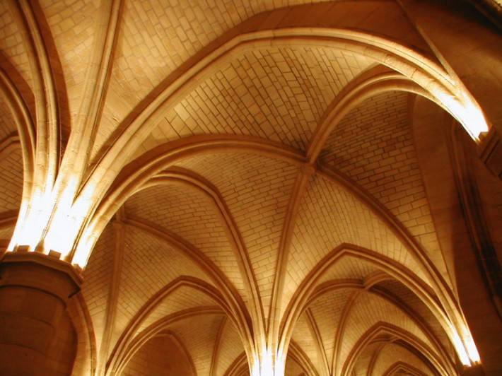 Потолок Цистерна Базилики