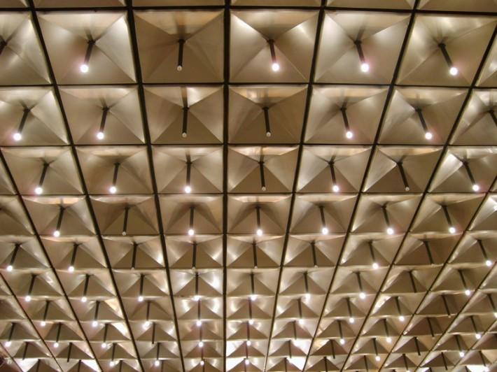 Креативный потолок — фото 25