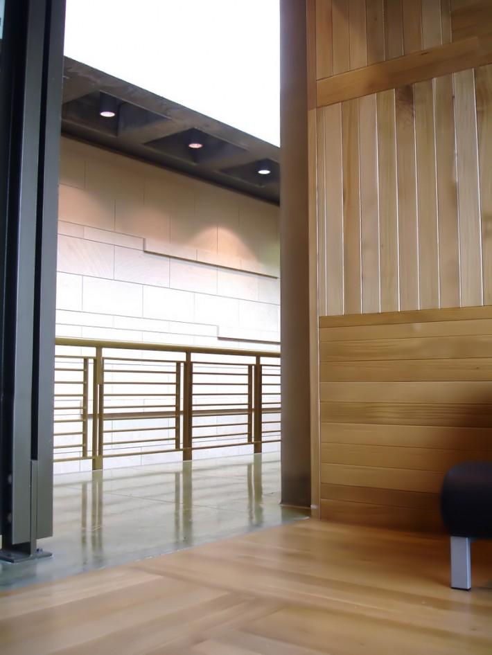 Дизайн интерьера офисного здания