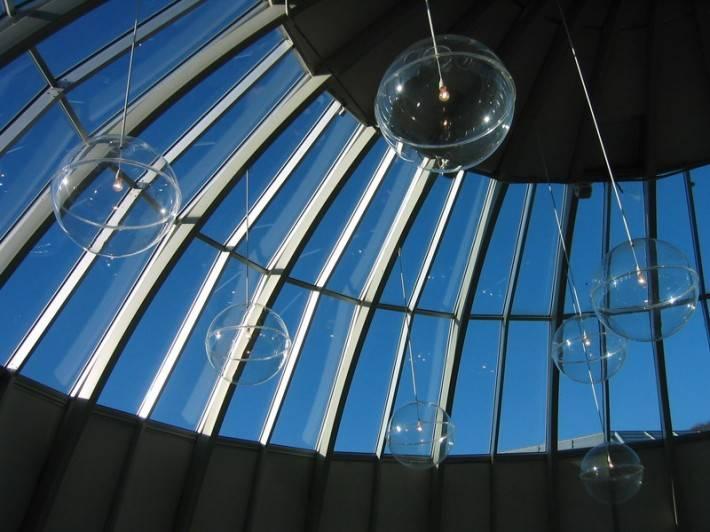 Стеклянная крыша — фото 21