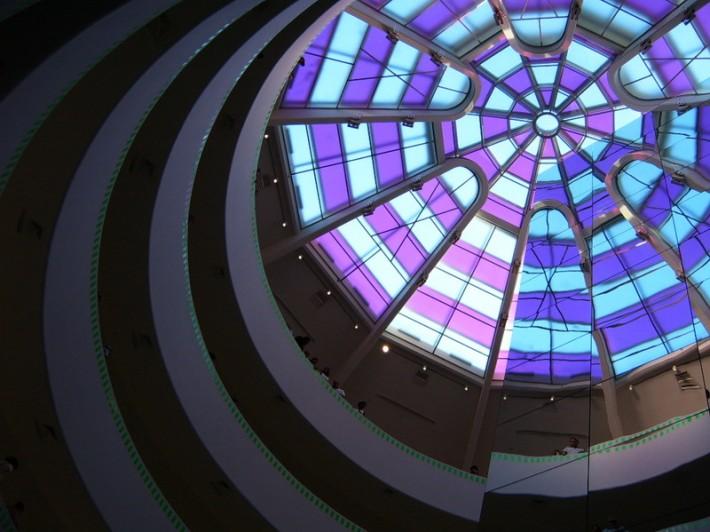 Стеклянная крыша — фото 24