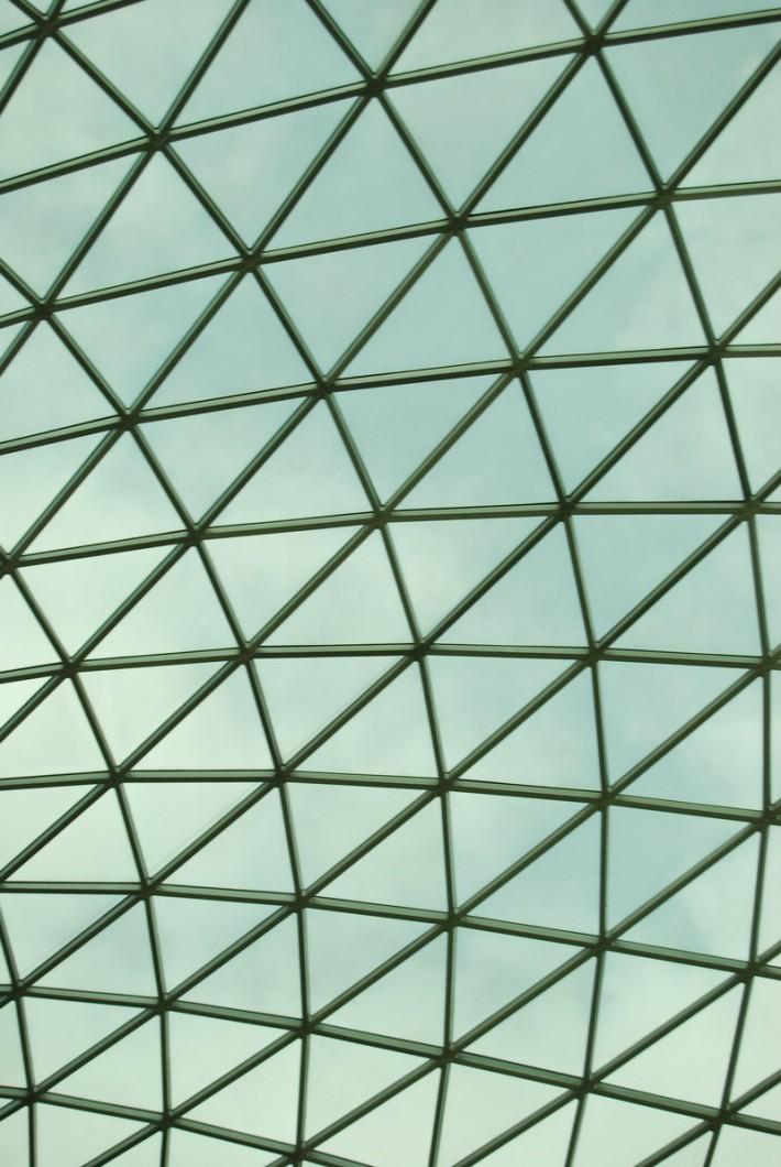 Стеклянная крыша — фото 35