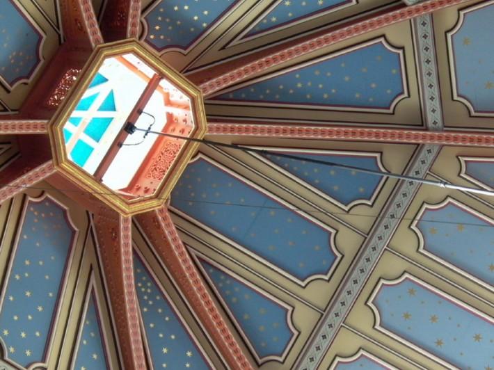 Роспись потолка — фото 293