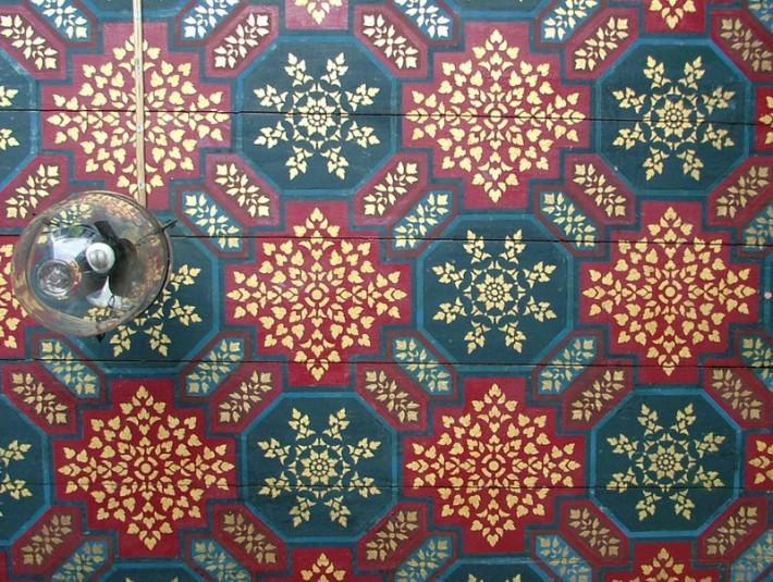 Роспись потолка — фото 294