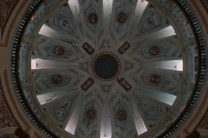 Роспись потолка — фото 295