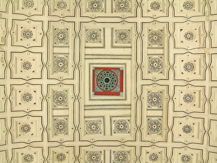 Роспись потолка — фото 296