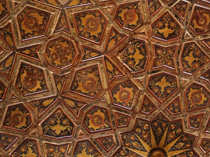 Роспись потолка — фото 302