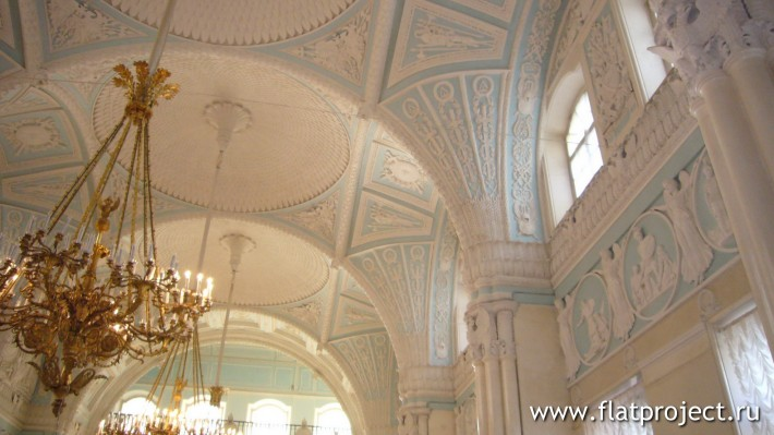 Декор интерьеров Эрмитажа — фото 296