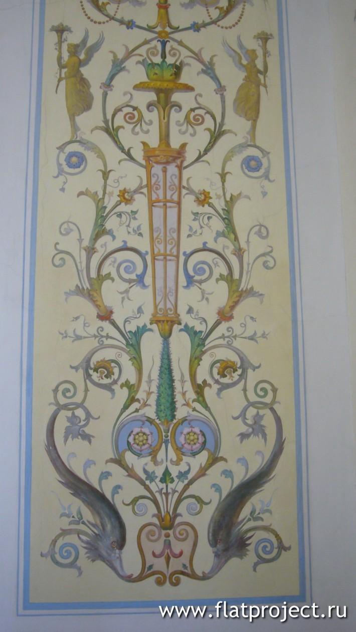 Декор интерьеров Эрмитажа — фото 248