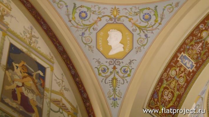 Декор интерьеров Эрмитажа — фото 247