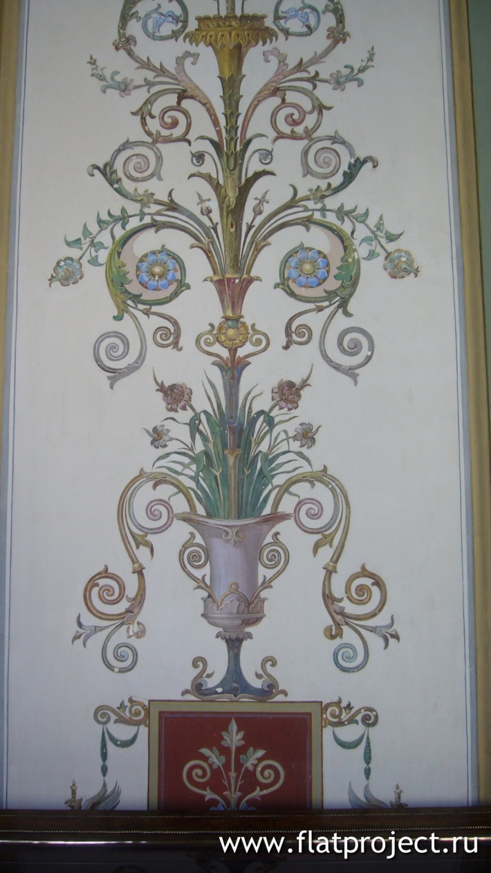 Декор интерьеров Эрмитажа — фото 205