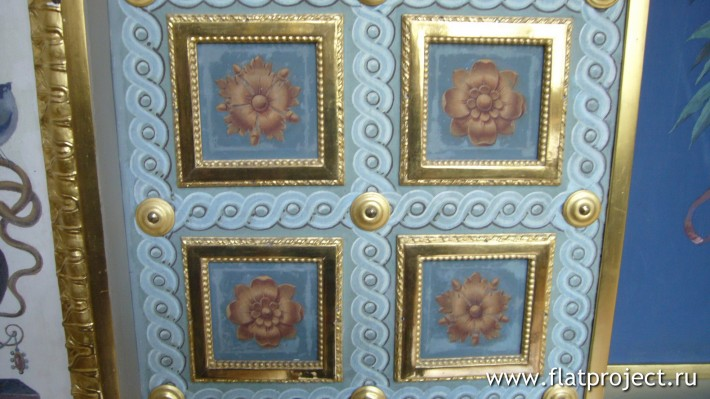 Декор интерьеров Эрмитажа — фото 149