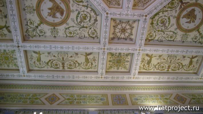 Декор интерьеров Эрмитажа — фото 113