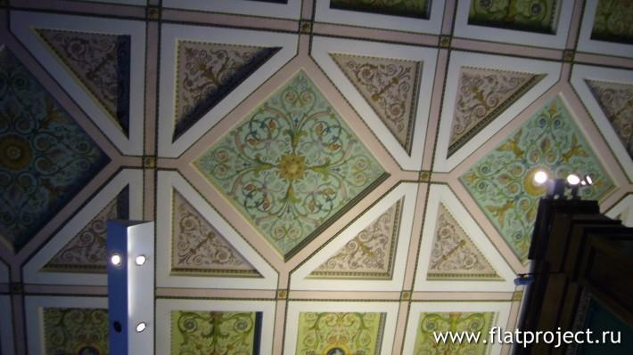 Декор интерьеров Эрмитажа — фото 110
