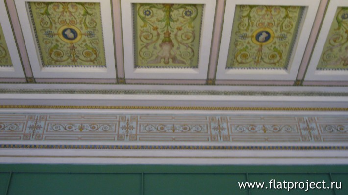 Декор интерьеров Эрмитажа — фото 105