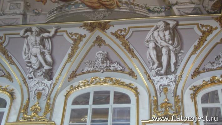Декор интерьеров Эрмитажа — фото 96