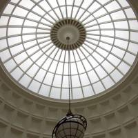 Стеклянная крыша — фото 95