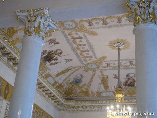 The State Russian museum interiors – photo 93