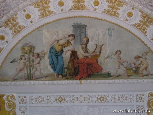 The State Russian museum interiors – photo 10