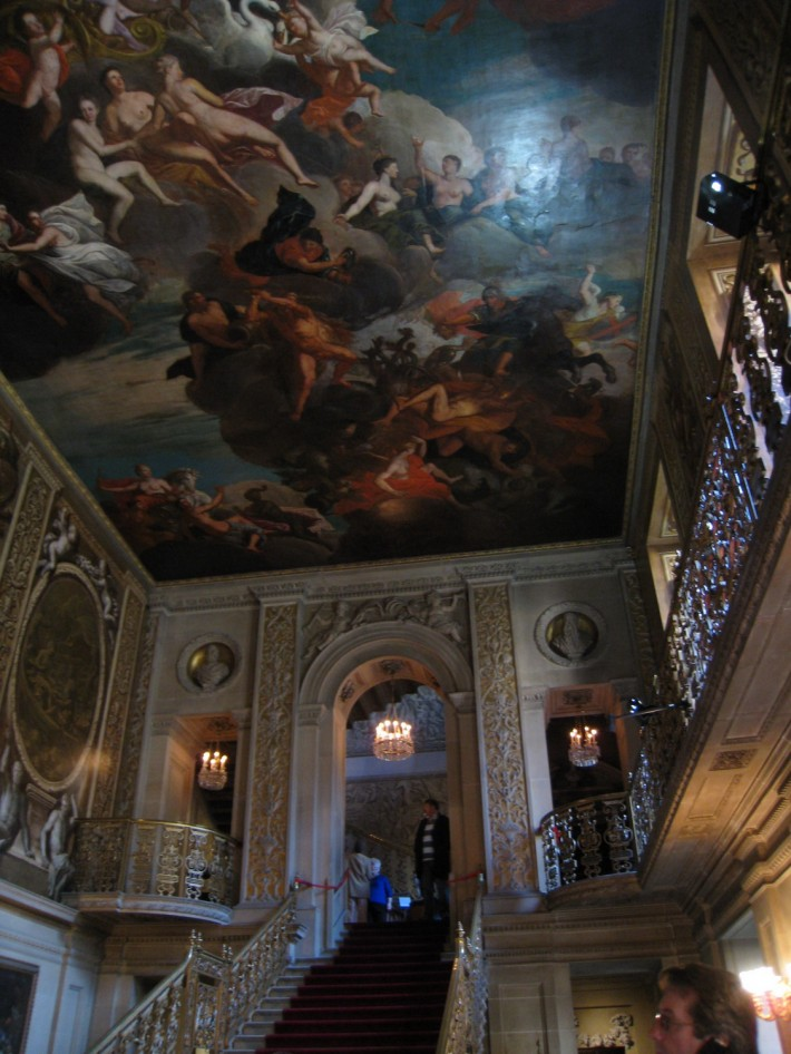 Роспись потолка — фото 305