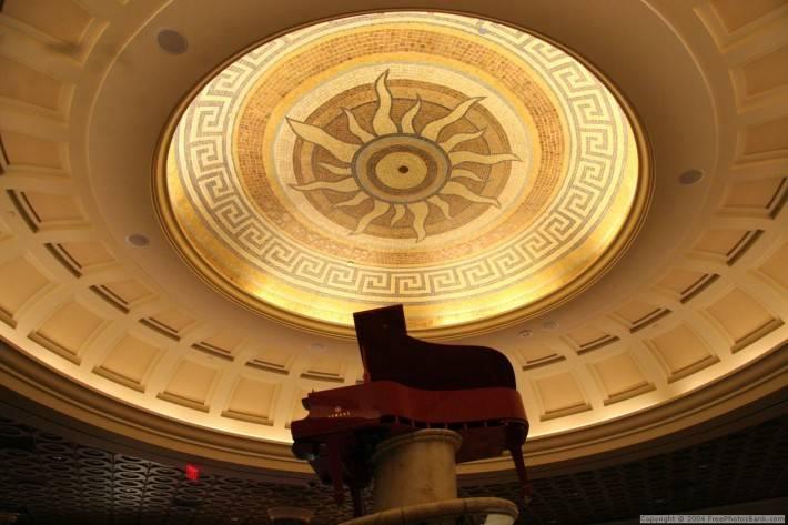 Мозаичный потолок — фото 4