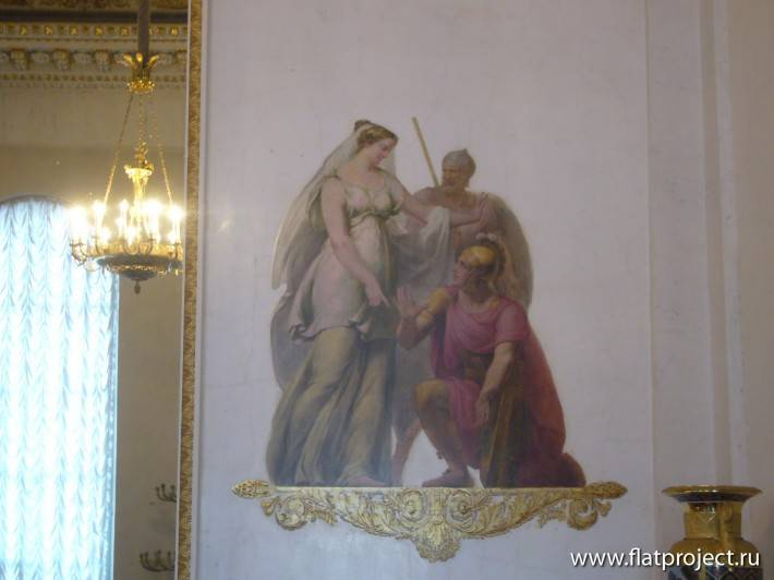 Декор интерьеров Русского музея — фото 117