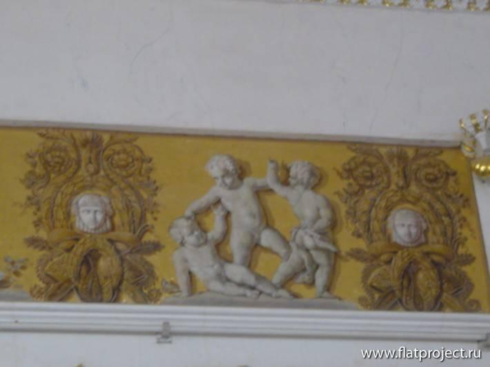 Декор интерьеров Русского музея — фото 113