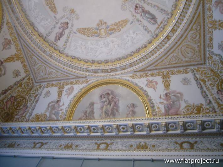 Декор интерьеров Русского музея — фото 66