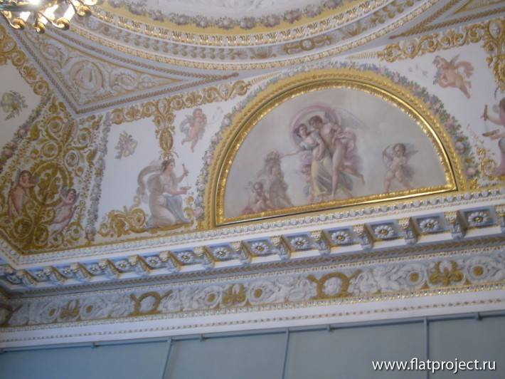 Декор интерьеров Русского музея — фото 50