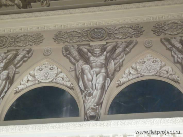 Декор интерьеров Русского музея — фото 29