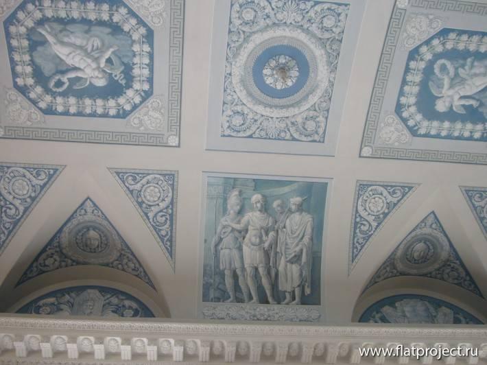 Декор интерьеров Русского музея — фото 16