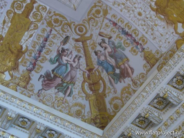 Декор интерьеров Русского музея — фото 12