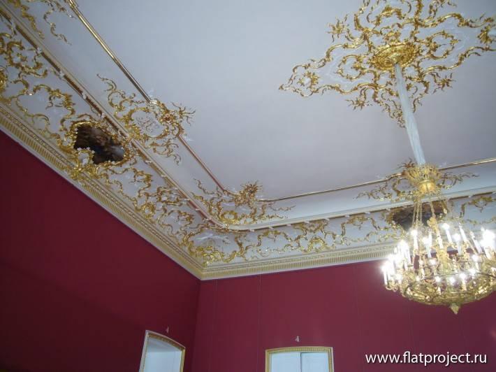 Декор интерьеров Русского музея — фото 1