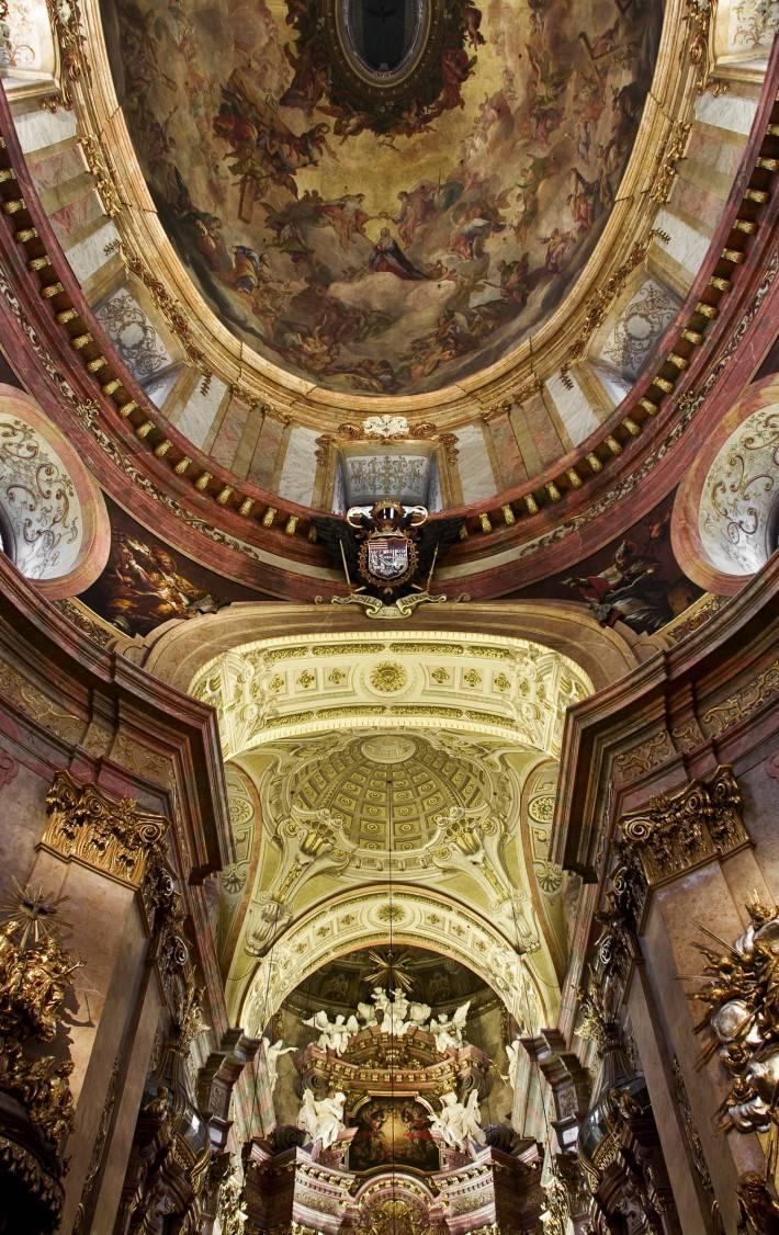 Роспись потолка — фото 142