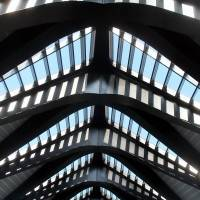 Стеклянная крыша — фото 47