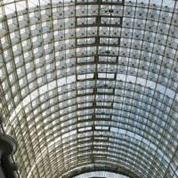Стеклянная крыша — фото 74