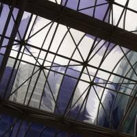 Стеклянная крыша — фото 77