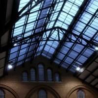 Стеклянная крыша — фото 90