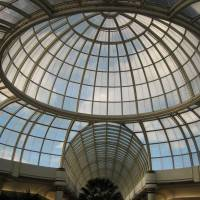 Стеклянная крыша — фото 78