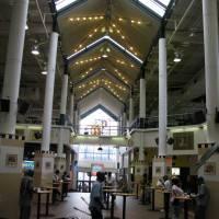 Стеклянная крыша — фото 84