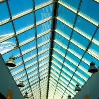 Стеклянная крыша — фото 64
