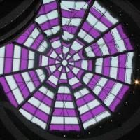 Витражный потолок — фото 7