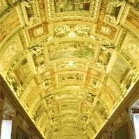 Галерея географических карт в Ватикане (фото 12)
