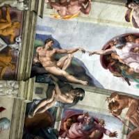 Потолок Сикстинской капеллы — фото 5